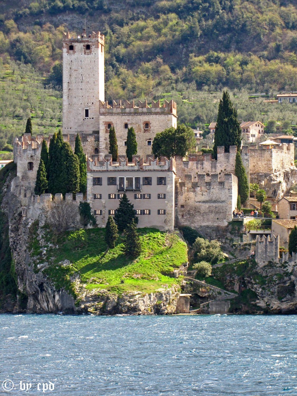 Zamok Castello Scaligero di Malcesine