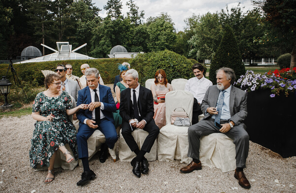 Гости на свадьбу