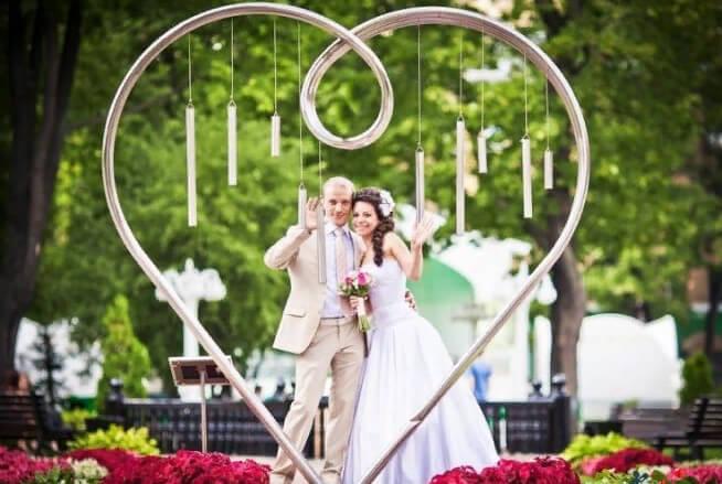 Как выбрать место для свадьбы