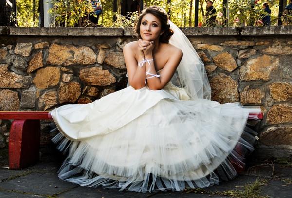 Модные тенденции свадебные платья 2021