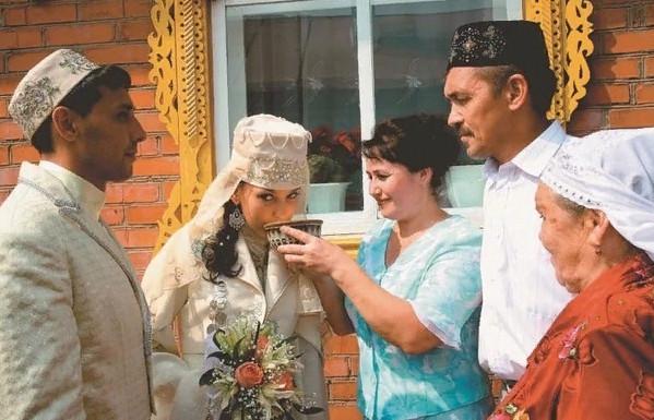 Организация национальной свадьбы