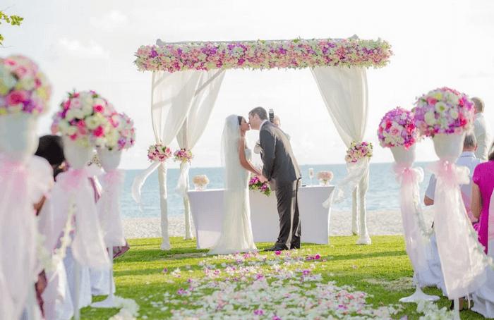 План выездной свадьбы