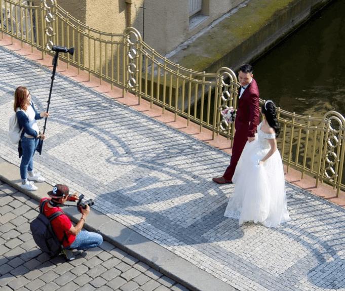 Свадьба под ключ фотограф