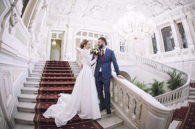 Свадьба в Москве выбор места
