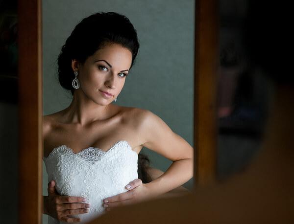 Свадебное платье