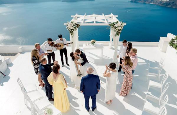 Заказать свадьбу за границей