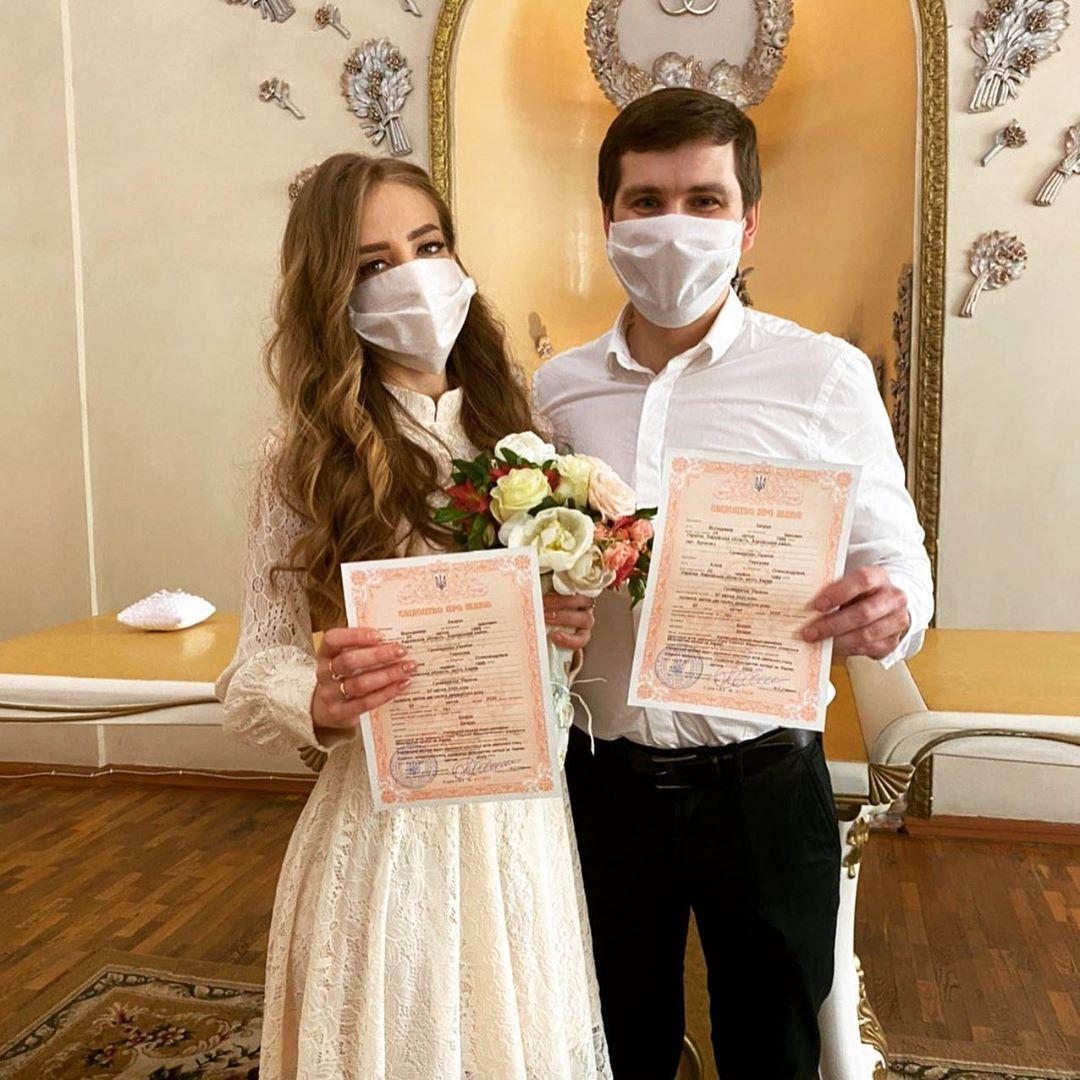 Свадьба и коронавирус