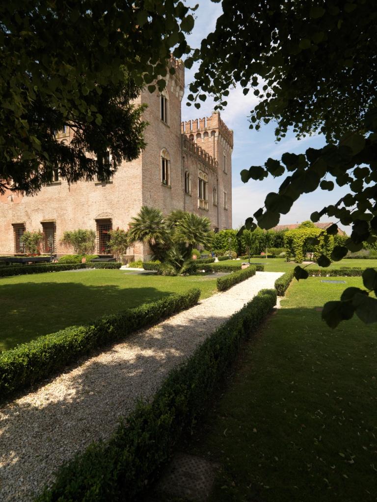 Zamok Castello Bevilacqua