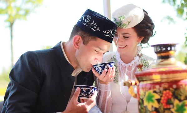 национальная татарская свадьба организация