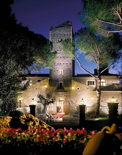 zamok Castello della Castelluccia